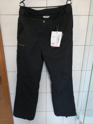 Vaude Pantalón de esquí negro