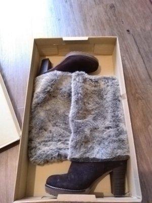 Tolle Winterstiefel Fake Fur Johnny's Gr. 39