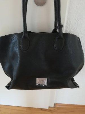 L. Credi Munich Shopper zwart