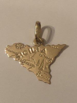 Juwelier Colgante color oro