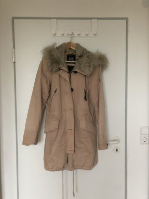 Toller Blonde No. 8 Parka ASPEN Gr. 38 in Rosé