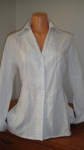Chantal Thomass Long Blouse white spandex