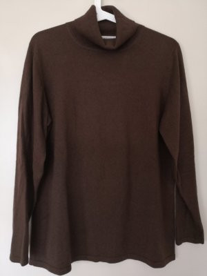 Laura Lardini Cashmere Jumper brown