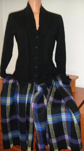 Orwell Trench Coat multicolored cashmere