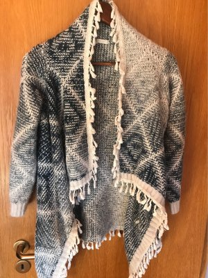 Lili & Lala Szydełkowany sweter Wielokolorowy