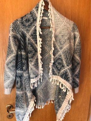 Lili & Lala Crochet Cardigan multicolored