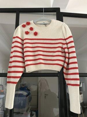 Toller cropped Pullover von Zara. Neu ohne Etikett.