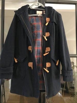 Review Duffle-coat bleu foncé