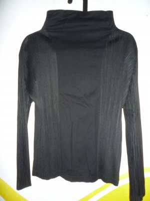 Sweater Twin Set black mixture fibre