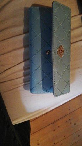 Wallet light blue