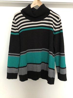 Bluhmod Turtleneck Sweater multicolored