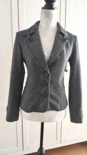 Toller grau melierter Blazer von Vero Moda