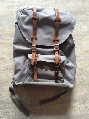 Herschel School Backpack light grey