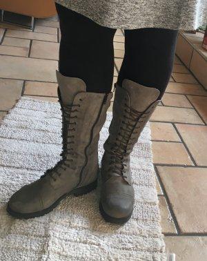 Atelier Stivale invernale grigio