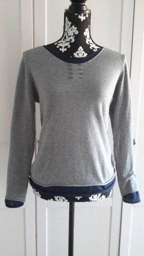 toller grauer Pullover von Marie Sixtine