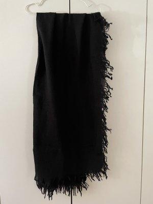 COS Sciarpa di lana nero
