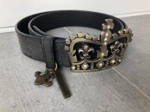 Friis & Company Cinturón de lona multicolor