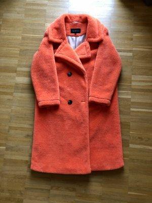 Oakwood Oversized Coat orange-light orange