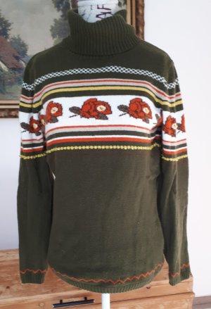 Toller Hilfiger Pullover mit Blütenmuster