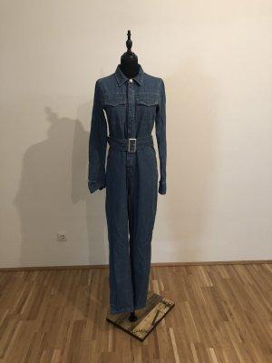 NA-KD Jumpsuit donkerblauw