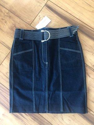 Camaieu Denim Skirt blue