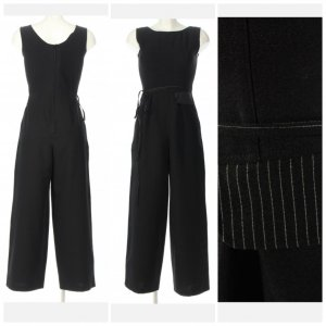 Pier Angelini Jumpsuit black