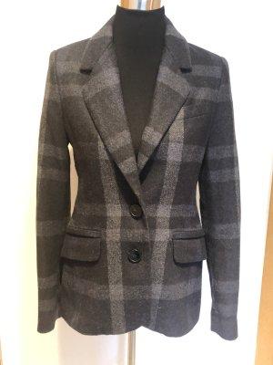 Mango Suit Blazer in lana multicolore