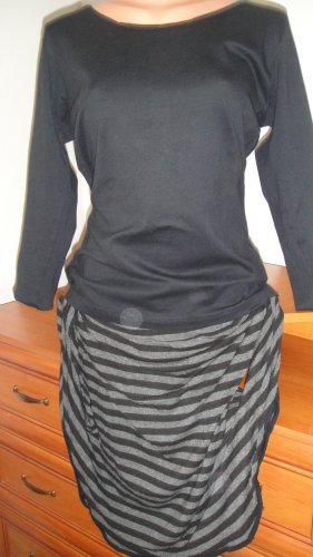 Pascarel Stretch Dress multicolored spandex