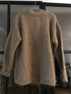 Toller kuscheliger Strickpulli von Zara Knit.