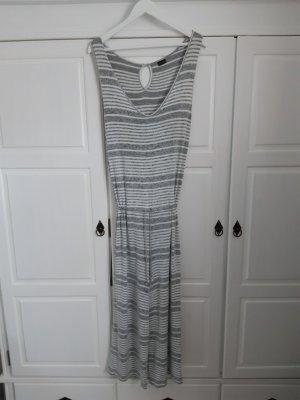 toller Lascana Jumpsuit, grau/weiß gestreift, Homewear