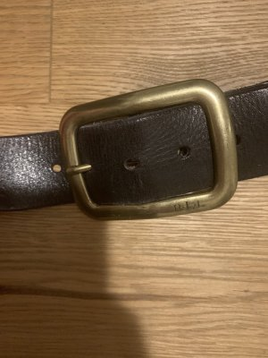 Ralph Lauren Braided Belt black