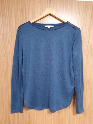 Tom Tailor Denim Crewneck Sweater dark blue
