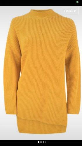 Toller maisgelber Long-Pullover