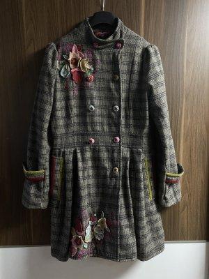 Uttam london Płaszcz przejściowy Wielokolorowy