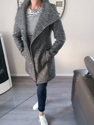 Aygill's Manteau court gris anthracite