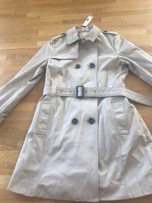 Toller Mantel / Trenchcoat beige von Esprit Größe M, NEU!
