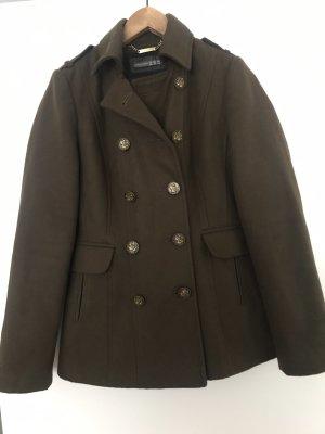 Atmosphere Marynarski płaszcz khaki