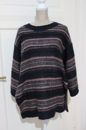 Marc O'Polo Poncho multicolore Lana