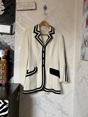 Toller MOSCHINO Cheap & Chic Gehrock - Long Blazer Gr. D 36-38