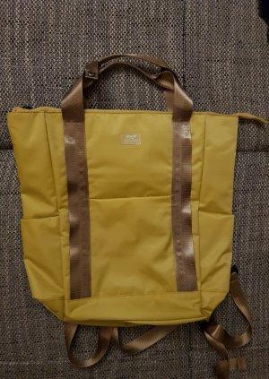 Zalando Sac à dos pour ordinateur portable brun sable