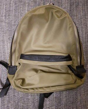 Liebeskind School Backpack black-green grey
