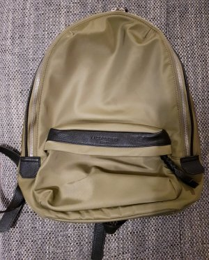 Liebeskind School Backpack black-green grey