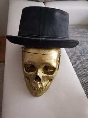 STETSON Cappello di lana antracite-marrone scuro