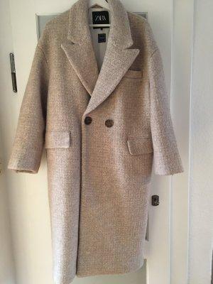 Toller Oversize Mantel von Zara