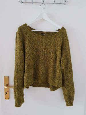 H&M Wool Sweater multicolored