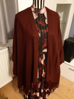 Toller Poncho One Size Herbst/Winter