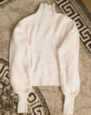 1. state Knitted Sweater white
