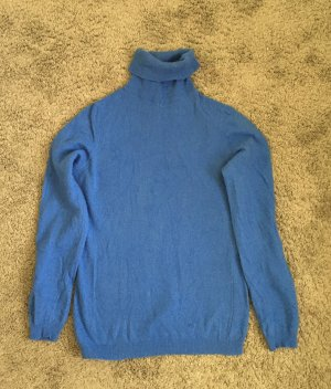 1.2.3 Paris Turtleneck Sweater neon blue