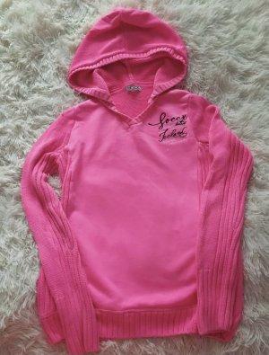 Toller Pullover von Soxxc schönes pink Gr. S
