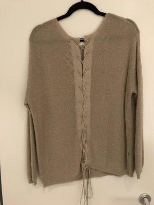 Toller Pullover zum Schnüren von Souvenir, Gr Onesize